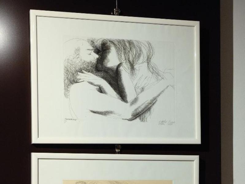 Collezione permanente Emilio Greco. Incisioni jpg; 1417 pixels; 2126 pixels