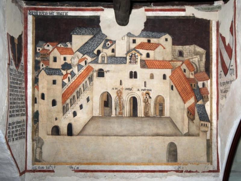 Museo diocesano e Basilica di Santa Eufemia.  Bellu, Sandro; jpg; 867 pixels; 667 pixels