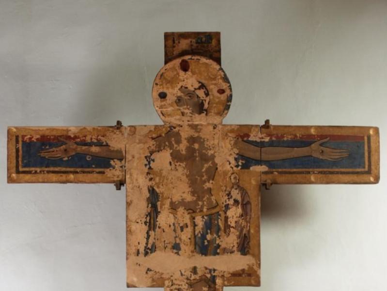 Museo diocesano e Basilica di Santa Eufemia.  Bellu, Sandro; jpg; 678 pixels; 853 pixels