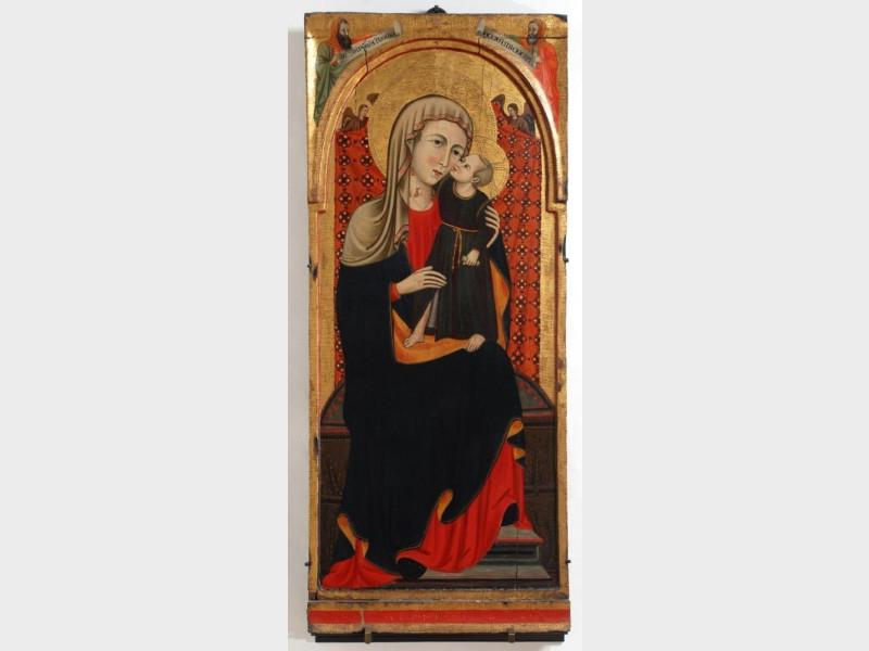 Museo diocesano e Basilica di Santa Eufemia.  Bellu, Sandro; jpg; 510 pixels; 1128 pixels