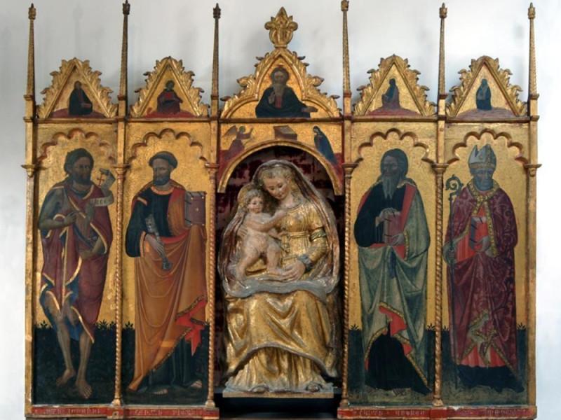 Museo diocesano e Basilica di Santa Eufemia.  Bellu, Sandro; jpg; 850 pixels; 678 pixels