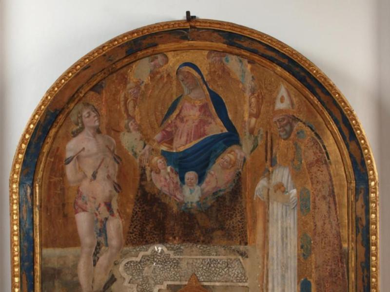 Museo diocesano e Basilica di Santa Eufemia.  Bellu, Sandro; jpg; 745 pixels; 775 pixels