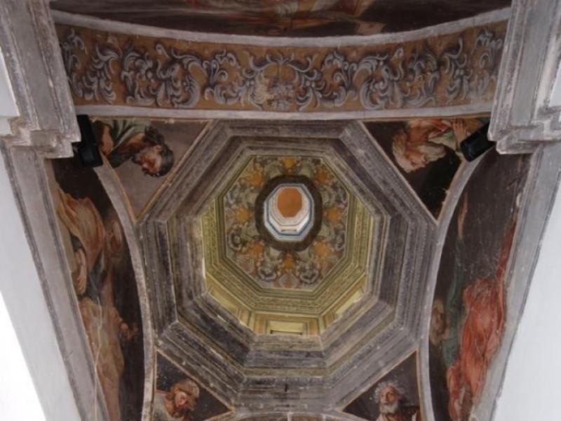 Basilica di Santa Eufemia. Interno. ; jpg; 622 pixels; 929 pixels