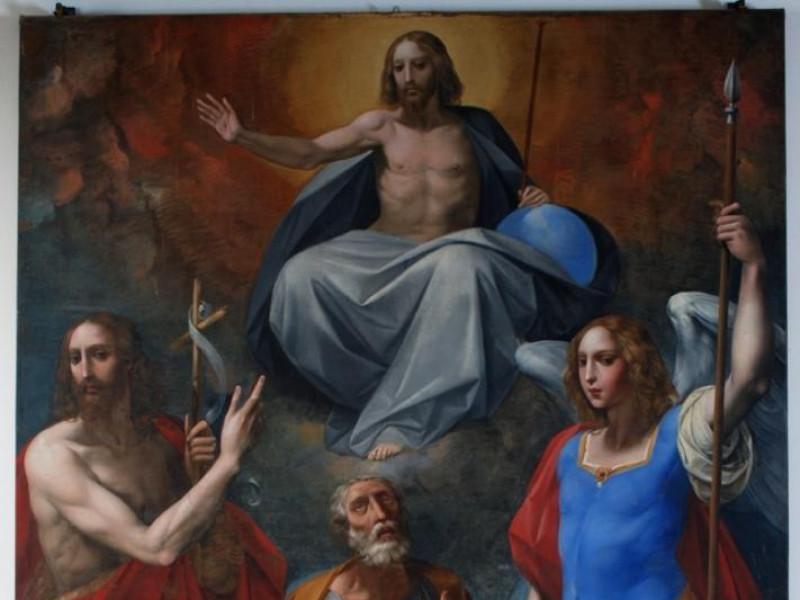 Museo diocesano e Basilica di Santa Eufemia.  Bellu, Sandro; jpg; 641 pixels; 901 pixels