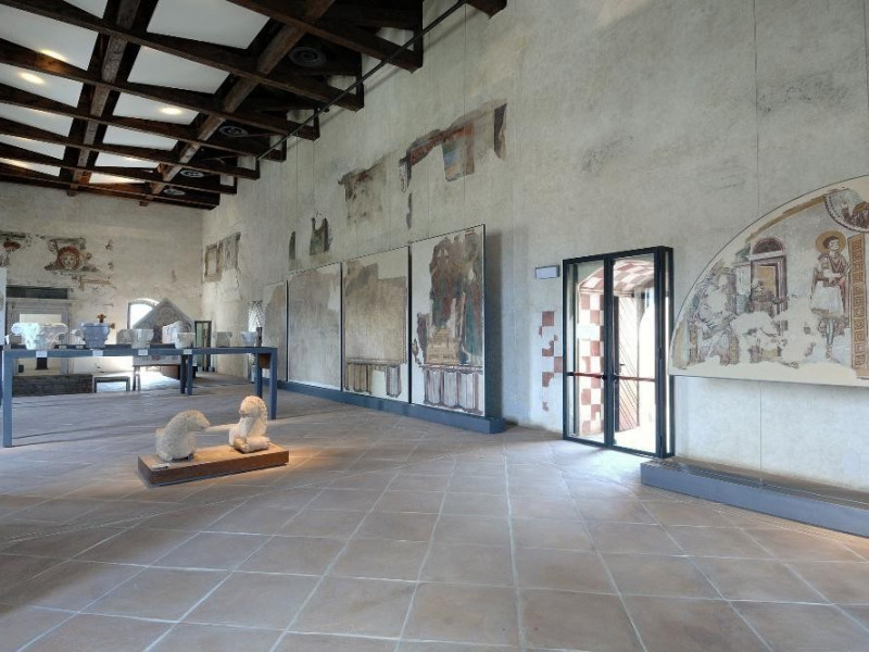 Museo Nazionale del Ducato di Spoleto. Allest ; jpg; 2126 pixels; 1417 pixels