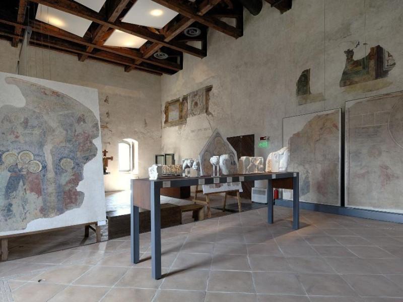Museo Nazionale del Ducato di Spoleto. Sala 9 ; jpg; 2126 pixels; 1417 pixels