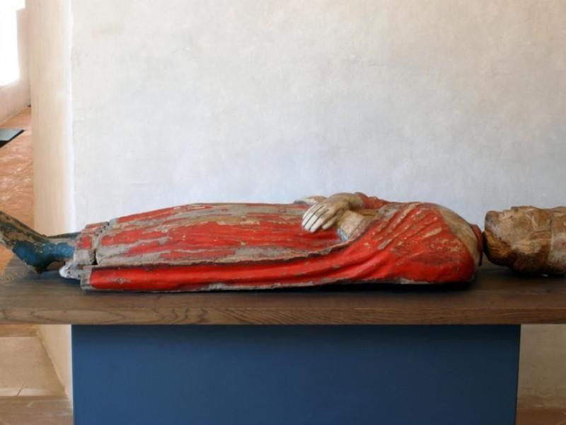 Museo Nazionale del Ducato di Spoleto. Ignoto Archivio fotografico BAPPSAE dell'Umbria/ Bellu, Sandro; jpg; 929 pixels; 622 pixels