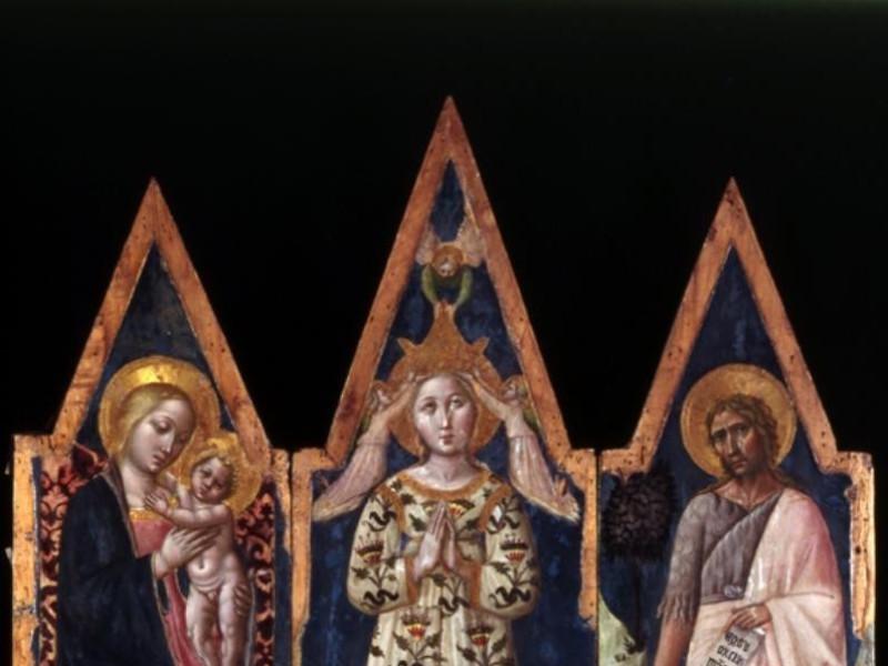 Museo Nazionale del Ducato di Spoleto. Niccol Archivio fotografico BAPPSAE dell'Umbria/ Bellu, Sandro; jpg; 572 pixels; 719 pixels