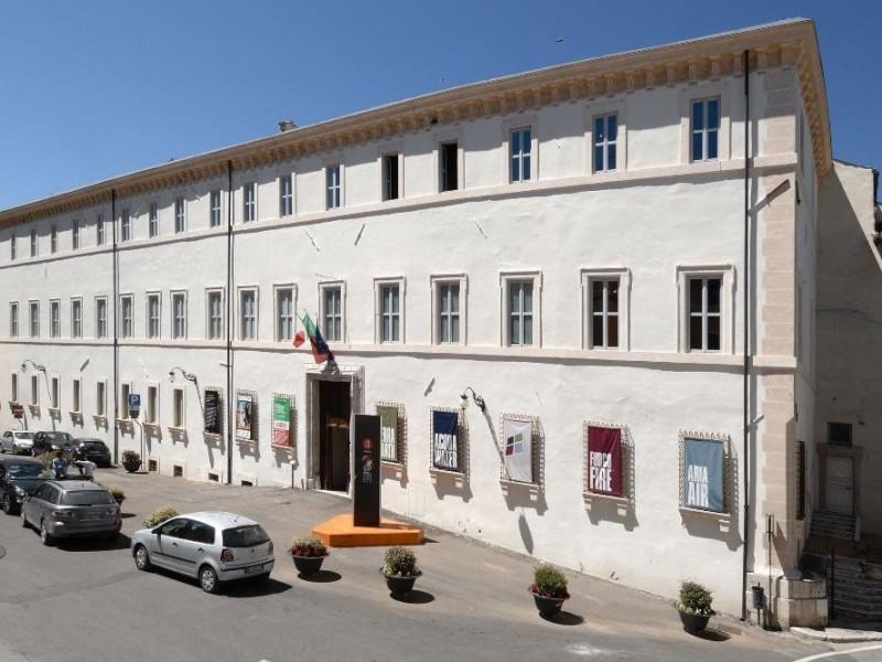 Palazzo Collicola Arti visive -  Museo Carand Tortoioli, Michele; jpg; 2126 pixels; 1417 pixels