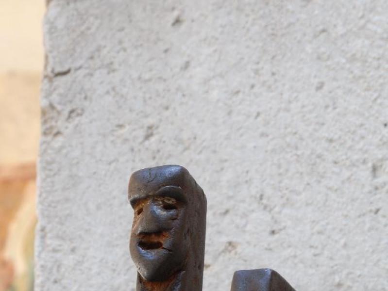 Rocca Albornoziana. Cortile d'Onore. Supporto Fedeli, Marcello; jpg; 1417 pixels; 2126 pixels