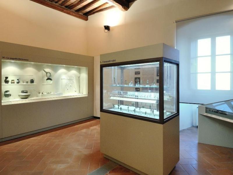 Museo archeologico e Pinacoteca comunale. Sal jpg; 2126 pixels; 1417 pixels