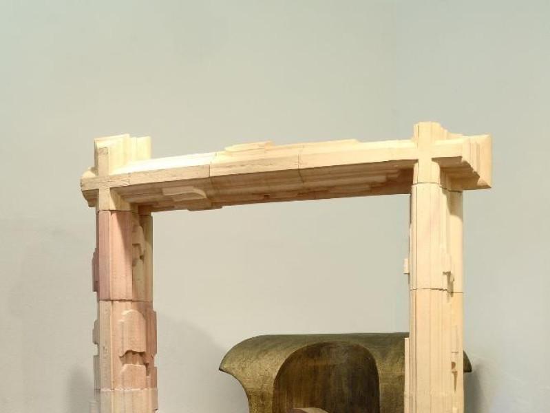 Collezione Nino Caruso. Scultura. jpg; 1417 pixels; 2126 pixels