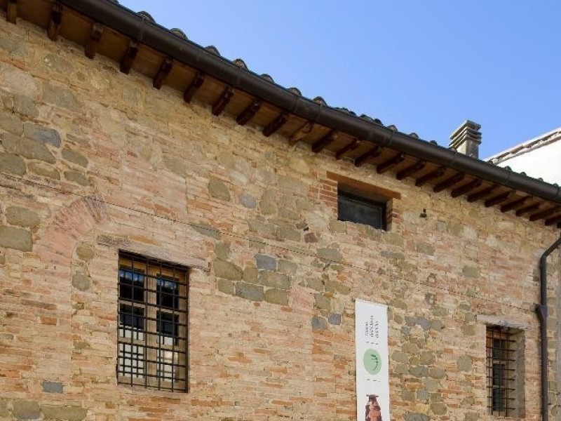 Museo dell'Olivo e dell'Olio. Ingresso. jpg; 1951 pixels; 2953 pixels