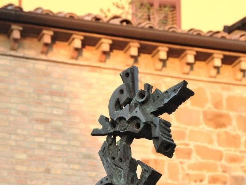 Umberto Mastroianni. Scultura. Primavera per  Fedeli, Marcello; jpg; 1417 pixels; 2126 pixels