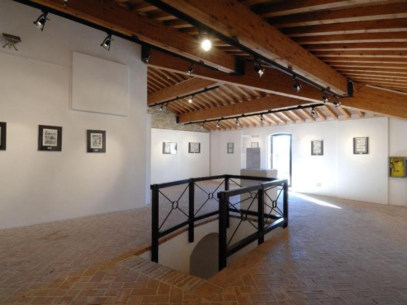 """Centro per l'arte contemporanea """"La Rocca di  jpg; 2126 pixels; 1417 pixels"""