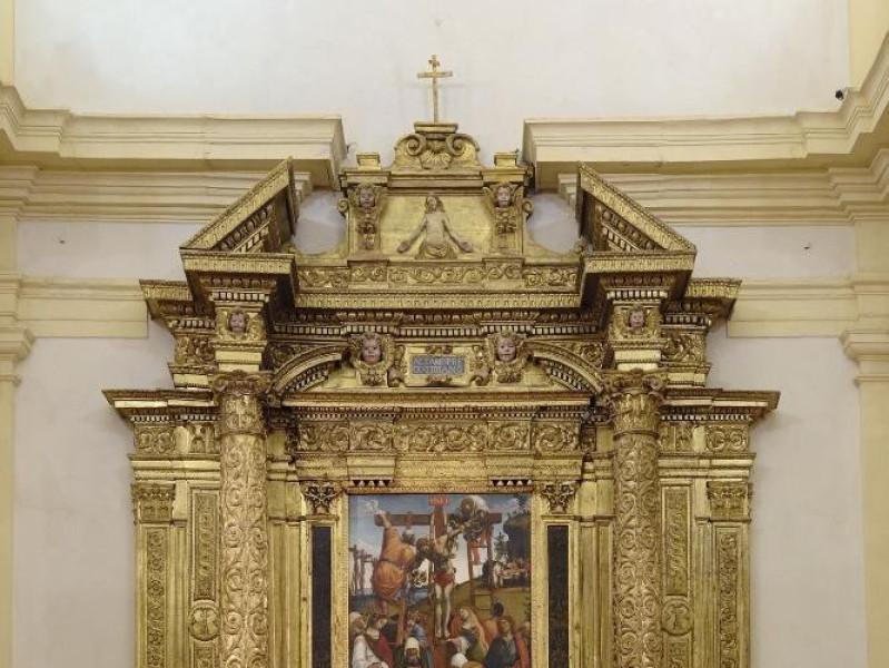 """Museo di Santa Croce. Luca Signorelli. """"Depos jpg; 1417 pixels; 2126 pixels"""