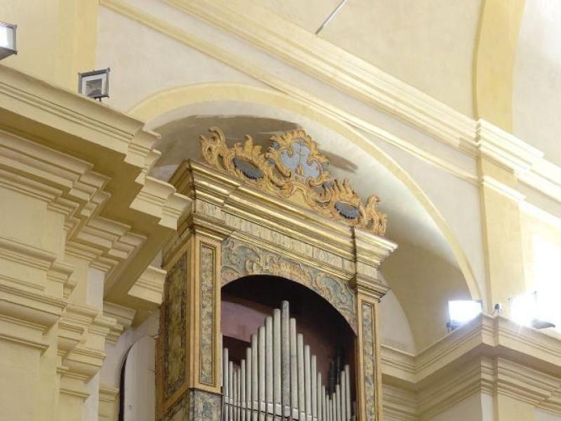 Museo di Santa Croce. Angelo Morettini, Organ jpg; 1417 pixels; 2126 pixels