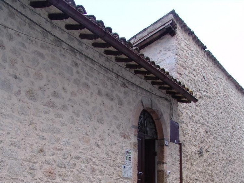 La casa dei racconti. Esterno.  Bovini, Mirko; jpg; 1536 pixels; 2048 pixels