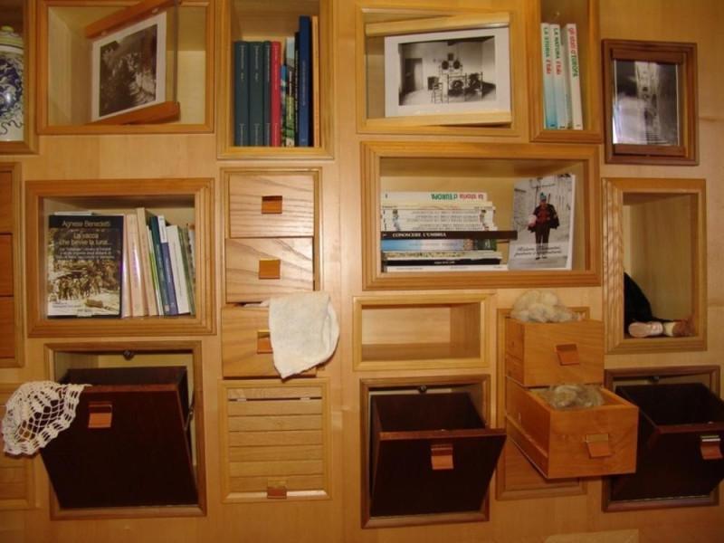 La casa dei racconti. Sala espositiva. Bovini, Mirko; jpg; 768 pixels; 576 pixels