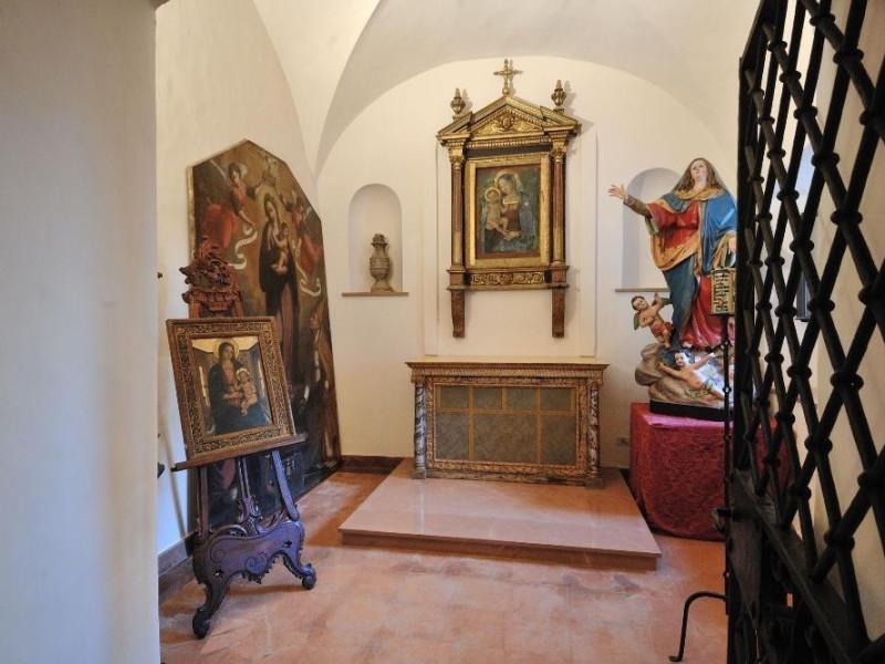 Collegiata di Santa Maria Maggiore. Coretto d Fedeli, Marcello; jpg; 2126 pixels; 1417 pixels