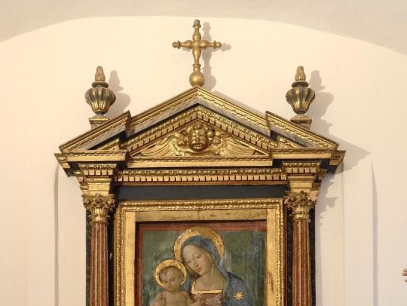 Collegiata di Santa Maria Maggiore. Bernardin Fedeli, Marcello; jpg; 1417 pixels; 2126 pixels