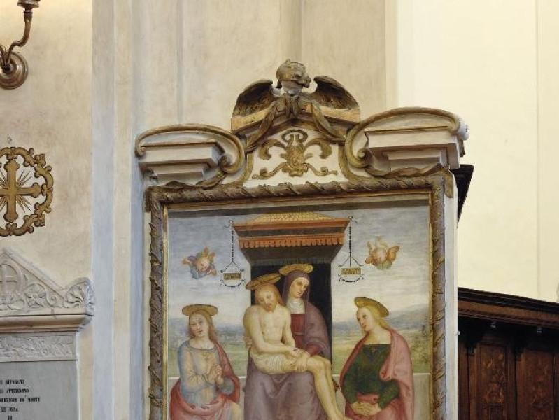 Collegiata di Santa Maria Maggiore. Pietro Va Fedeli, Marcello; jpg; 1417 pixels; 2126 pixels