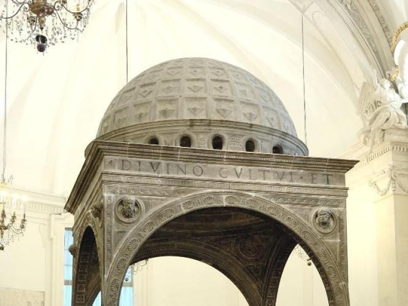 Collegiata di Santa Maria Maggiore. Gian Dome Fedeli, Marcello; jpg; 1417 pixels; 2126 pixels