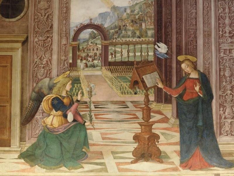 Collegiata di Santa Maria Maggiore, Bernardin Fedeli, Marcello; jpg; 2126 pixels; 1417 pixels