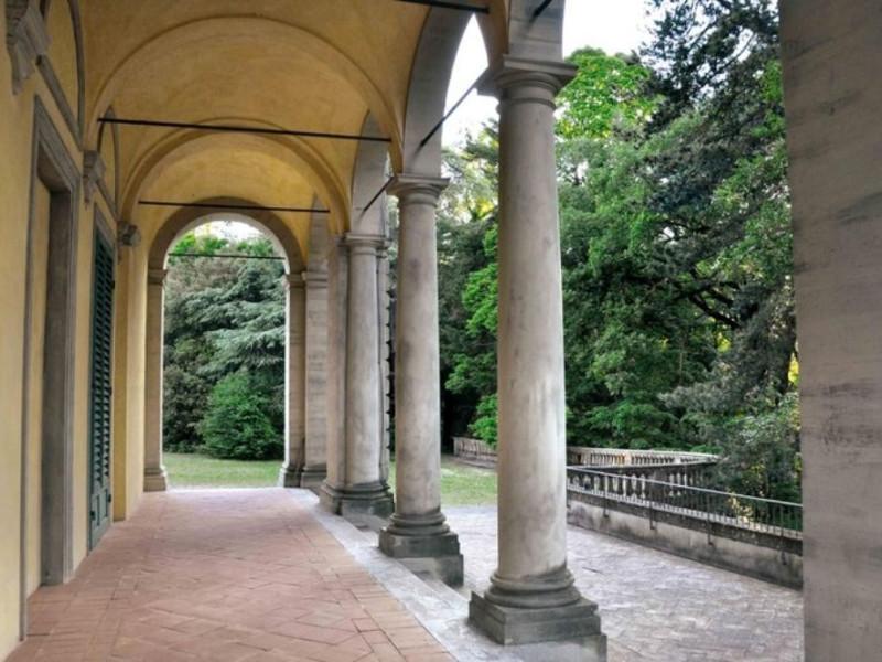 """Villa Franchetti """"La Montesca"""". Esterno, port Parco Tecnologico 3A-Progetto Ville e Giardini Regione Umbria; jpg; 768 pixels; 510 pixels"""