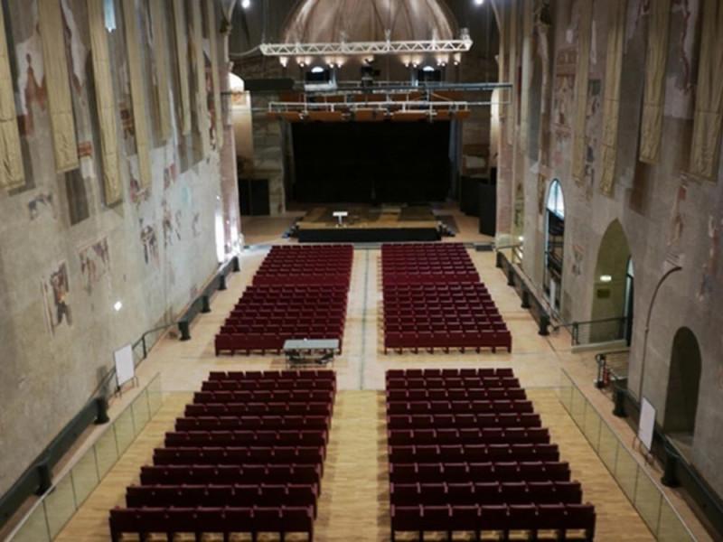 Auditorium San Domenico. Interno. La sala.  Ficola, Paolo; jpg; 1024 pixels; 768 pixels
