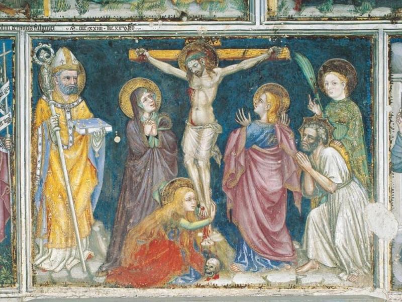 Ottaviano Nelli, Storie della Vergine, 1424 jpg; 768 pixels; 605 pixels