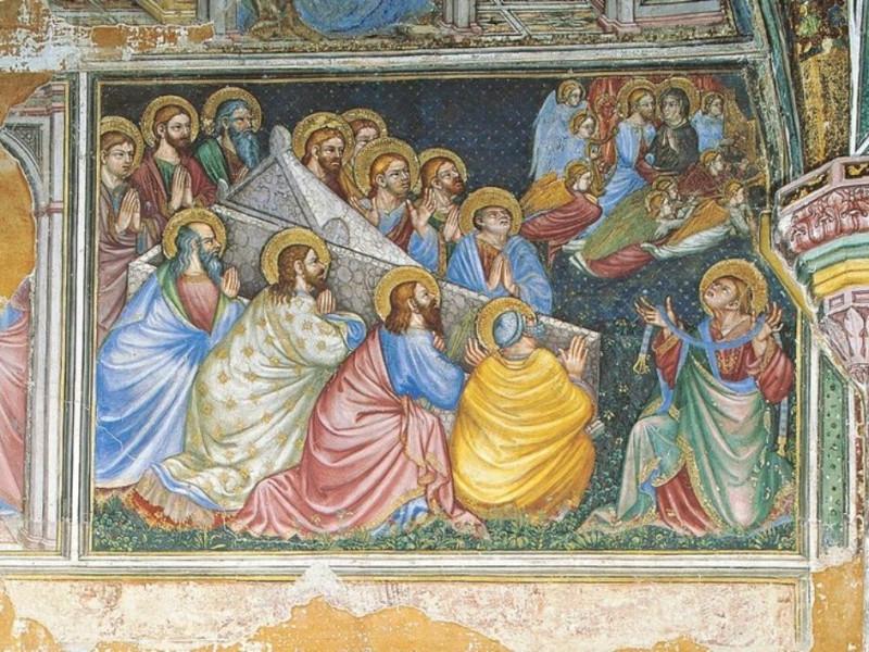 Ottaviano Nelli, Storie della Vergine, 1424 jpg; 768 pixels; 544 pixels