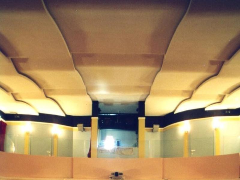 Teatro Comunale. Veduta della sala dal palcos Bovini, Mirko; jpg; 632 pixels; 768 pixels