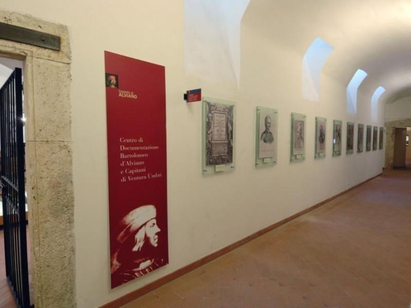 Interno. Museo storico e multimediale Bartolo Fedeli, Marcello; jpg; 768 pixels; 511 pixels