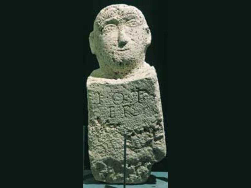 Erma di Terminus. Seconda metà del I secolo a Giorgetti, Alessio/ Bellu, Sandro/ Paparelli, Daniele; jpg; 135 pixels; 300 pixels