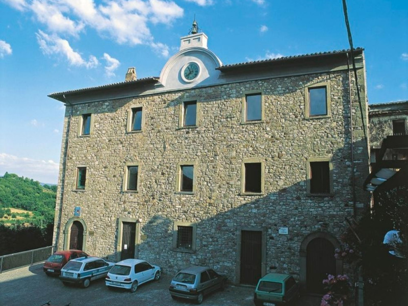 Antiquarium di Baschi, esterno ; jpg; 768 pixels; 605 pixels