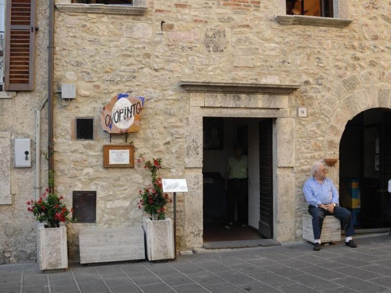 Museo Ovoteca. Ingresso Fedeli, Marcello; jpg; 2126 pixels; 1417 pixels