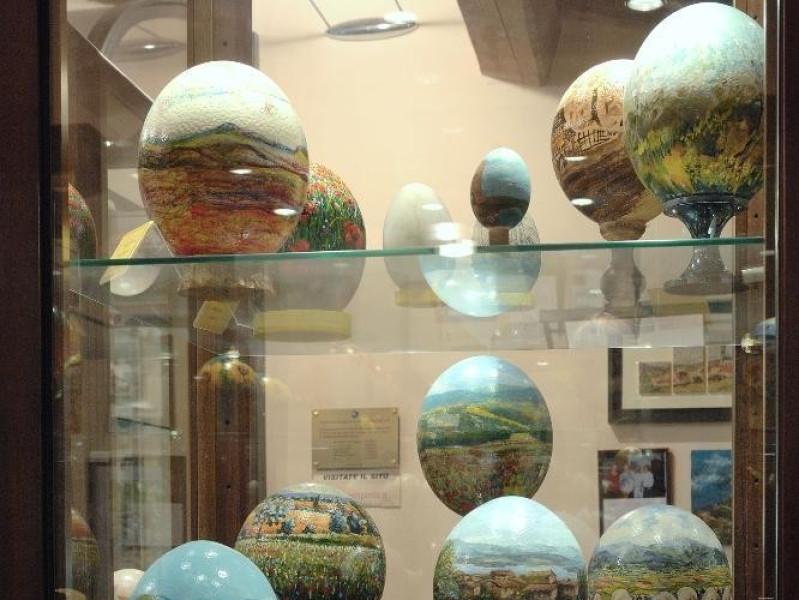 Museo Ovoteca. Interno Fedeli, Marcello; jpg; 1417 pixels; 2126 pixels