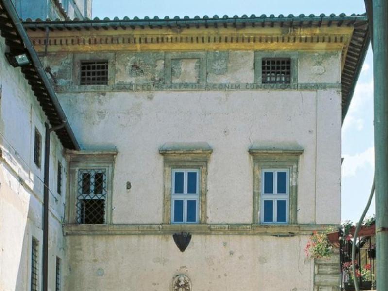 Calvi dell'Umbria. Museo di Palazzo Ferrini. ; jpg; 601 pixels; 768 pixels