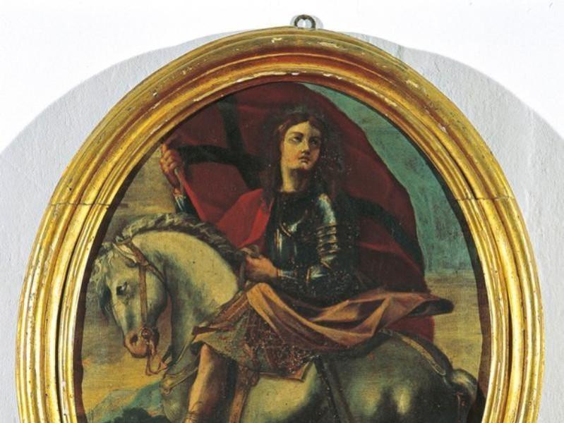 Pittore del XVII secolo, San Pancrazio, 1606 Fedeli, Marcello; jpg; 613 pixels; 768 pixels