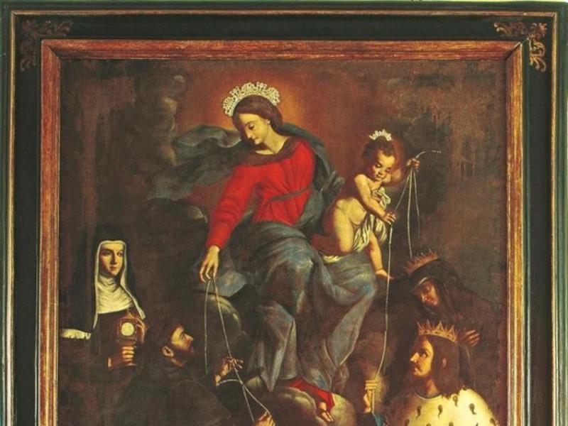 Paolo Nerocci Madonna del Suffragio col Bambi Fedeli, Marcello; jpg; 578 pixels; 768 pixels