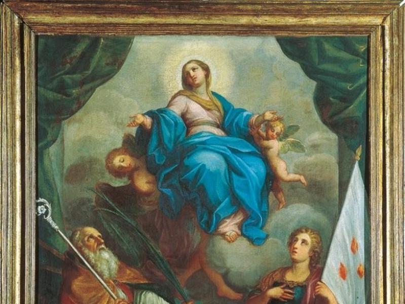 Calvi dell'Umbria. Museo di Palazzo Ferrini. jpg; 601 pixels; 768 pixels