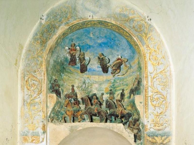 Calvi dell'Umbria. Museo di Palazzo Ferrini. jpg; 606 pixels; 768 pixels