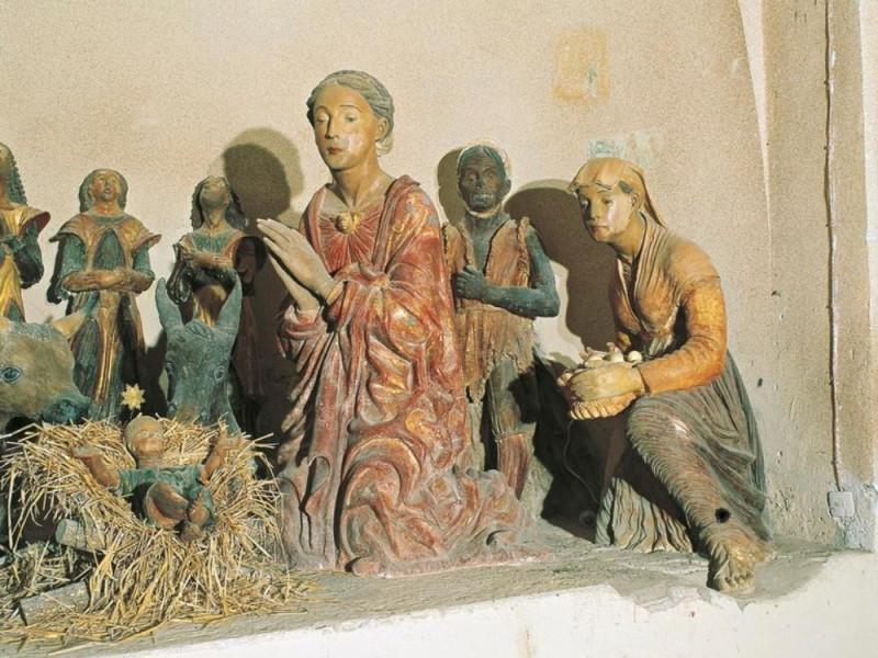 Calvi dell'Umbria. Museo di Palazzo Ferrini. jpg; 768 pixels; 610 pixels