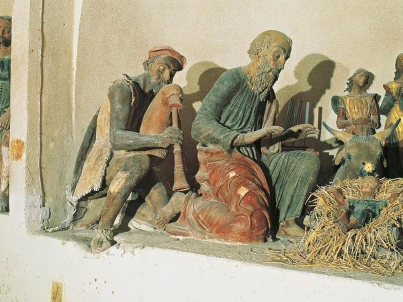 Calvi dell'Umbria. Museo di Palazzo Ferrini. jpg; 768 pixels; 615 pixels