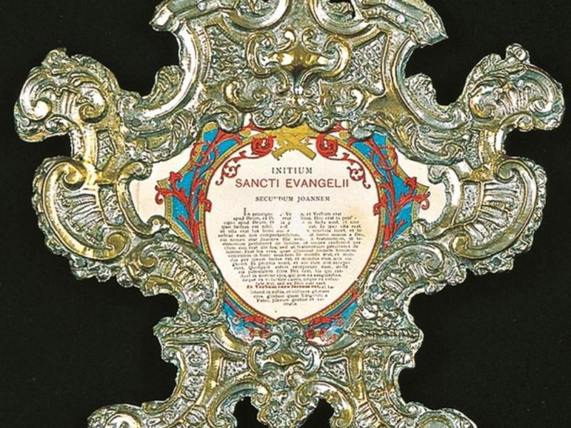 Calvi dell'Umbria. Museo di Palazzo Ferrini. jpg; 768 pixels; 745 pixels