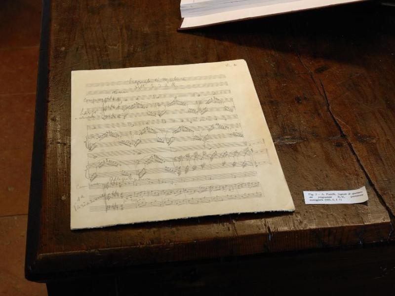 """Centro di Documentazione d'arte musicale """"Att Fedeli, Marcello; jpg; 2126 pixels; 1417 pixels"""