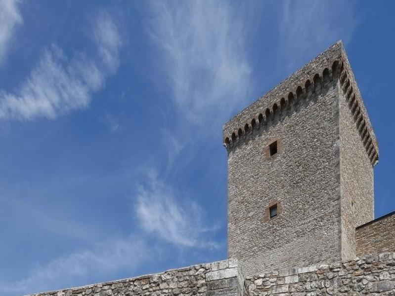 Narni. Rocca Albornoz. XIV sec. seconda metà. Fedeli, Marcello; jpg; 1417 pixels; 2126 pixels