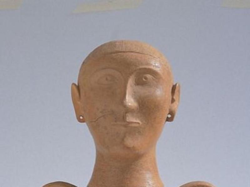 Canopo, prima metà del VI secolo a.C. Bellu, Sandro; jpg; 400 pixels; 760 pixels