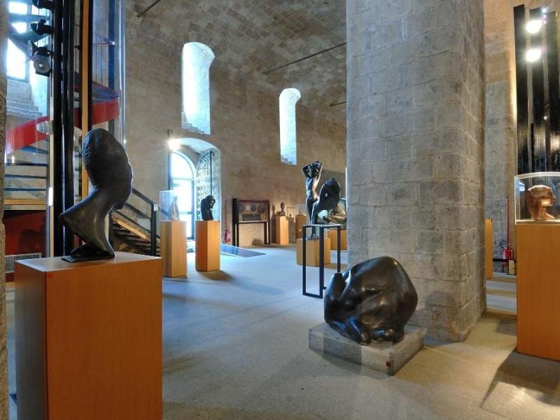 Orvieto. Palazzo Soliano. Museo Emilio Greco jpg; 2126 pixels; 1417 pixels